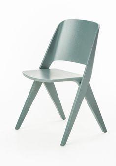 Lavitta chair grey teal