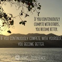 Believe in your potential and compare it to no one else. #livingresilience #resilience #inspirationalquotes #greatness #believeinyourself #potential #focus #yourmoments #success