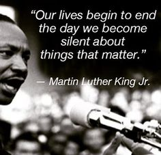 What if more people spoke up about things that truly matter? Could that mean less war, and more freedom and peace for everyone? * There's still work to do. If you want to feel alive, speak up about the things that matter, to you individually, and to the collective human population. We are all connected. * #minetodo #mlk #ihaveadream #civilrights #today #moment #history #blacklivesmatter #ruthrenee #love #hope #healing #perspective #inspiration #motivation #creative #writer #depressed #autism…