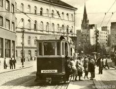 14 tratí, po ktorých trolejbusy jazdili, a už nejazdia Bratislava, Street View, Transportation, Public, Times, Pictures