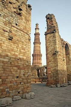 Qutab Minar, the tallest brick minaret in the world, is an incredible example of early Indo–Islamic architecture. It was built in 1206, but the reason remains a mystery. Some believe that it was made to signify victory and the beginning of Muslim rule in India, while others say it was used to call the faithful to prayer. The tower has five distinct stories, and is covered with intricate carvings and verses from the holy Quran. There are also a number of other historic monuments on the site.