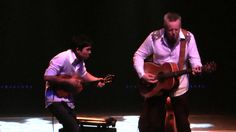 Tommy Emmanuel & Jake Shimabukuro - While my guitar gently weeps