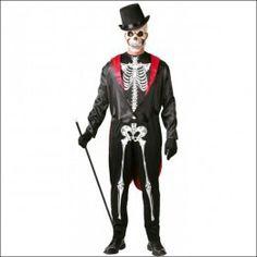 Disfraz Señor Esqueleto