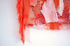Lyndall Watson - Weavling + Sometimes Designer | A MEMORY OF A MEMORY