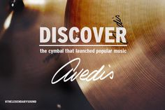 NOW AVAILABLE  THE A AVEDIS COLLECTION.  Every part of the A Avedis Cymbal tells the story of a sound that has transcended time. A sound heard on thousands of top hits from swing to bebop to rock & roll. This vintage recreation has been remastered and is now available for a whole new generation of drummers.  Delivering a thin loose played in feel to explore this NEW collection visit the link in the profile.  Its your turn to create the next big thing in music. #Avedis #TheLegendarySound by…