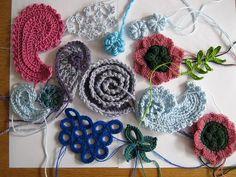 Ravelry: Freeform Crochet Fun pattern by Gypsy Dancer