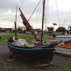 Bill's Log: 'Finda' – A Miniature Hastings Beach Boat