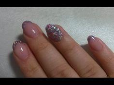 Gelnägel mit links auffüllen (schwache Hand)