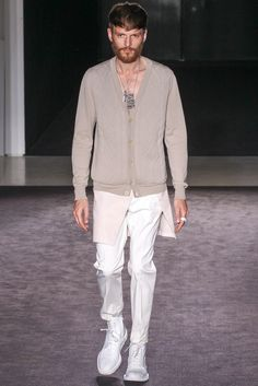 Maison Martin Margiela - Spring 2014 Menswear - Look 22 of 28