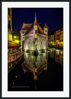 Annecy by Joaquin Guerola on 500px