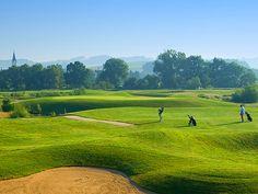 Die schoensten Golf- und Spahotels in Europa Golf Sport, Golf Courses, Spa, Hotels