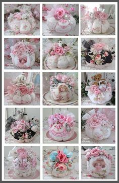 Teacupstitches: PinCushion Confections