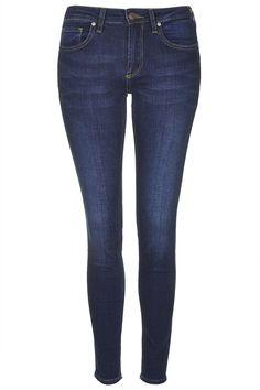 Photo 1 of MOTO Dark Vintage Baxter Jeans