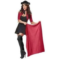 Sexy Pink Matador Womens Adult Halloween Costume - product - Product Review