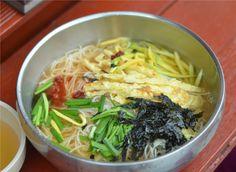 "More than just food at 맛있는 잔치국수 ""Delicious Feast Noodles"""