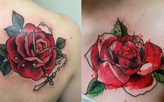 Rose Tattoo Designs 2017