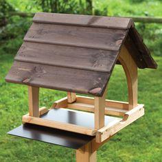 Gothic bird table