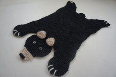 Crochet Bear Skin Rug Pattern Free Crochet Patterns