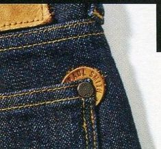 Pocket * Leather Patch Denim Vintage, Leather Label, Patched Jeans, Denim Branding, Denim Trends, Textiles, Denim Fashion, Fashion Details, Cool Outfits