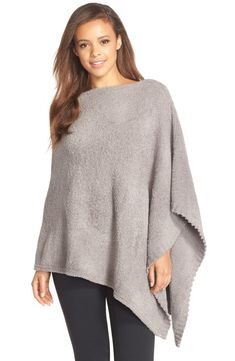 e442d4ea4c235 Free shipping and returns on Barefoot Dreams® Boatneck CozyChic® Poncho at  Nordstrom.com