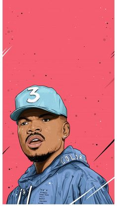 Chance The Rapper Wallpaper Design - # Chance The Rapper Art, Chance The Rapper Wallpaper, Dope Cartoons, Dope Cartoon Art, Hip Hop Artists, Music Artists, Rapper Wallpaper Iphone, Black Art Pictures, Cute Couple Art