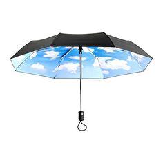 MoMA Sky Umbrella, Collapsible Qearl http://www.amazon.com/dp/B0013TPJ1W/ref=cm_sw_r_pi_dp_711Zwb03VGZ00