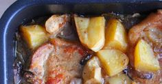 Pari päivää ovat olleet jotenkin hässäkkäpitoisia ilman, että mitään olisi varsinaisesti tullut edes tehtyä. Eilen juostiin aamulla asioi... Pot Roast, Pork, Chicken, Baking, Ethnic Recipes, Carne Asada, Kale Stir Fry, Roast Beef, Bakken