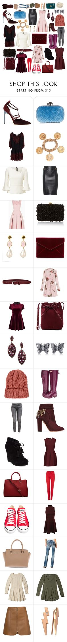 """Some of my favorite things #50"" by andyarana ❤ liked on Polyvore featuring Brian Atwood, Bottega Veneta, Joie, Fred Leighton, Roland Mouret, Moschino, BCBGMAXAZRIA, Elie Saab, Latelita and Rebecca Minkoff"