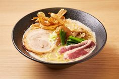 Mensho Tokyo - San Francisco, CA. The first location outside Japan, this place offers melt-in-your-mouth pork and duck chashu and thick, chewy noodles.