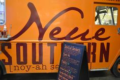 Neue Southern Food Truck in Greenville, SC