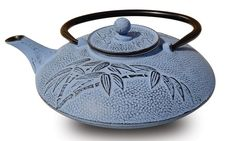 Cast-iron construction and classic designs provide elegant tea service, while giving off a subtle style inspired by Japanese culture
