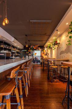 Coffee Shop Bar, Coffee Shops, Restaurant Design, Restaurant Bar, Coffee Restaurants, Beer Shop, Battle Ground, Beer Bar, Deli