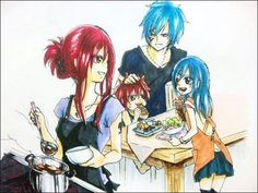 Jellal x Erza on Pinterest | Fairy Tail, Erza Scarlet and Nalu