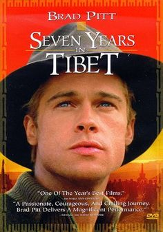 Seven Years in Tibet (1997) PG-13 | 2h 16min |  10 October 1997 (USA) - True story of Heinrich Harrer, an Austrian mountain climber who became friends with the Dalai Lama at the time of China's takeover of Tibet.