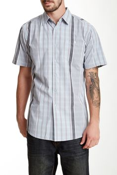 Storm Short Sleeve Printed Shirt