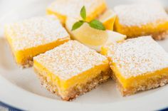 Paleo Recipes - The Best Ever Paleo Lemon Biscuit.