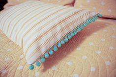 Simple envelope pillow
