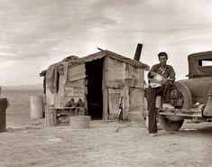 Home - Dorothea Lange  1937