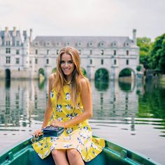Château Chenonceau, Loire Valley, France -- Gal Meets Glam