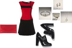 """""""Untitled #1271"""" by sarahthesloth on Polyvore"""