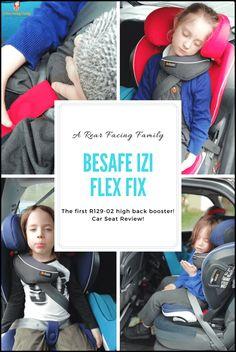 A Rear Facing Family izi Flex review