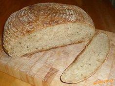 chléb s podmáslím a cibulí Bread And Pastries