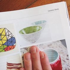 Was delighted to find our bowls included in the November issue of the Journal of Australian Ceramics!  #clay #ceramics #ceramicist #ceramicart #ceramicartist #pottery #art #artist #creative #create #design #handmade #stoneware #homewares #tableware #bowls #contemporaryceramics #wheelthrown #wheelthrownceramics #australianceramics #australiandesign #australianmade #handmadeinaustralia #handmade #chantalandcorey #glaze #green #white #blue #celadon