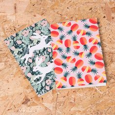 Notebook photos always look so good... and that's down to great design and patterns! Well done meistoyva.com