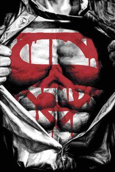 DC Comics Wallpapers - Epic Heroes Select - Art Gallery & Video - Includes Amazing Art Batman , Superman , Teen Titans , & More. New Superman Movie, Superman Images, Superman Logo, Superman Tattoos, Superman Pictures, Superman Workout, Superhero Superman, Superman Shirt, Superman Comic