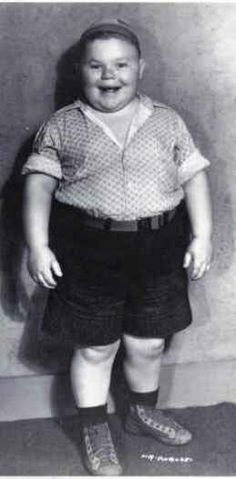 "Norman Chaney was a child actor, notable for appearing in 19 Our Gang comedies as ""Chubby""from 1929 to 1931. By spring 1931, Chaney was getting taller and increasingly heavier. He finished out the 1930-31 season without being offered another contract. Both Chaney and his parents decided he would not pursue acting following his final Our Gang short, Fly My Kite"
