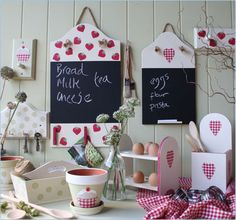 Crafty Ideas for the kitchen
