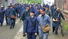 French Workers,Le veritable Bleu De Travail