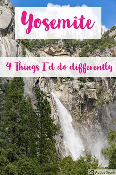 My first trip to Yosemite National Park was in April and it was beautiful beyond words. We spent three full days in the park and I absolutely fell in love! I will definitely be making a retur… Sequoia National Park, Us National Parks, New Orleans, New York, Oh The Places You'll Go, Places To Travel, Yosemite Sequoia, Yosemite Hiking, Yosemite Vacation