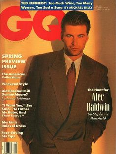 GQ February 1990